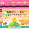 mini bird(ミニバード)で日本語ドメインを設定する方法